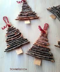 christmas christmas homemade ornaments diy crafts with