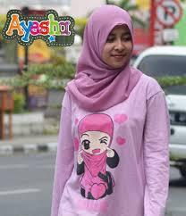 Baju Muslim Grosir jual baju kaos muslim pakaian muslimah terbaru trendy grosir
