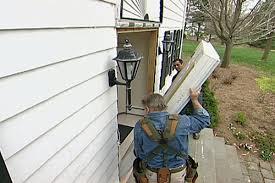 Exterior Door Repair How To Install Exterior Door Installing Exterior Door Pic Photo