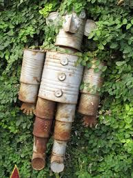Diy Garden Crafts - the 25 best tin can man ideas on pinterest tin men tin can art