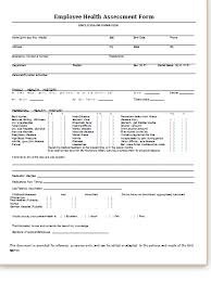 health assessment form at http www bestmedicalforms com health