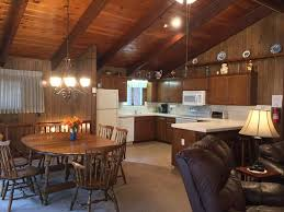 Wawona Dining Room Vacation Home Papa Bear Cabin North Wawona Ca Booking Com