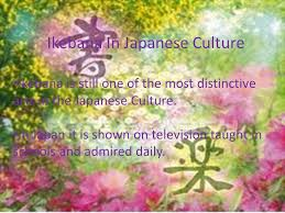 Flowers In Japanese Culture - japanese flower arrangements ppt download