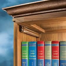 barrister bookcase door slides rockler woodworking tools