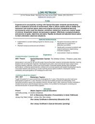 teacher aide cover letter lukex co