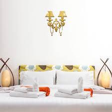 aliexpress com buy table lamp acrylic mirrored decorative