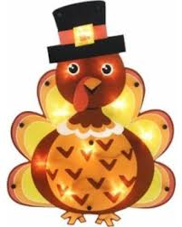 snag this sale 15 16 lighted thanksgiving turkey