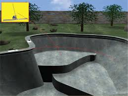 how to build a concrete pond 8 steps with pictures wikihow