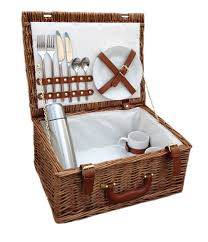picnic basket for 2 luxury picnic basket 2 person picnic basket luxury hers