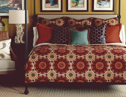 tribal pattern bedding mainstays tribal black and white bed in a