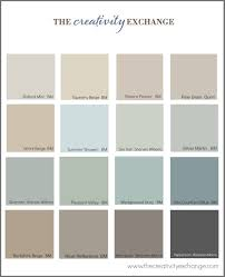 interior design awesome interior paint palette artistic color