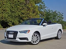 2016 Audi A3 2 0 Tfsi Cabriolet Progressiv Road Test Review