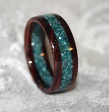 wood wedding band wooden wedding rings men for new wood band fineryus