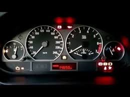 no check engine light e46 i have no check engine and eml light on dash any idea