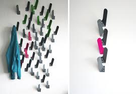 modern coat hooks hang modern merkled coat hooks design trend report 2modern