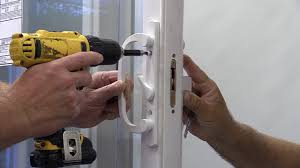 Removing A Patio Door Remove A Stuck Key From A Patio Door