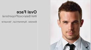 Mens Hairstyle By Face Shape by Hairstyle For Oblong Face Male U2013 Fade Haircut