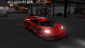 fastest mclaren what u0027s the fastest car in racing rivals u2013 team praxis racing