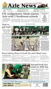 calaméo the azle news