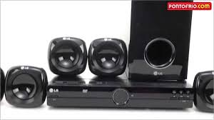 latest lg home theater system home theater lg ht305su 5 1 canais c karaokê youtube