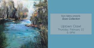 uptown crawl presented by hometrust bank at sozo gallery