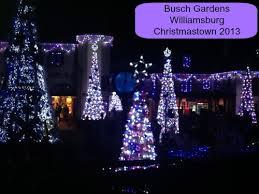 busch gardens williamsburg christmas town 2013 christmastown