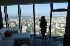 vlog z polski noc na sky tower we wrocławiu z mateuszem youtube