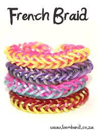 looms bracelet maker images French braid loom band bracelet tutorial jpg