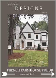 french farmhouse tudor lime wash brick remodel brick exteriors