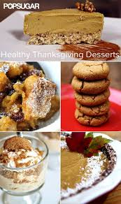 20 healthy desserts for your thanksgiving feast thanksgiving