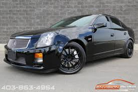 2005 cadillac cts v sedan u2013 6 speed manual u2013 470 rwhp envision