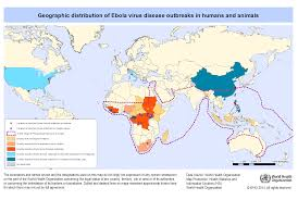Argonne National Laboratory Map Places And Spaces Spatial Dimensions Of Ebola