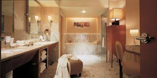 fiore suite bathroom at the borgata borgata and the water club