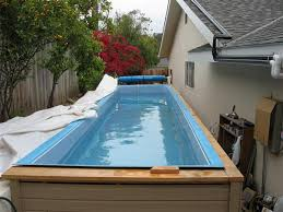 outdoor lap pool simple outdoor with above ground modular lap pools and grey slate