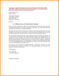 Transfer Request Letter In Bank bank request letter format sles reditex co
