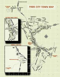 Utah Cities Map by Park City U0026 Deer Valley Real Estate Guide I Find Utah Area Maps