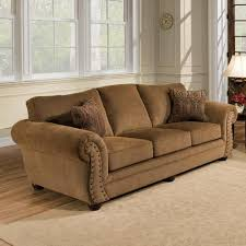 Green Chenille Sofa Simmons Upholstery Troy Bronze Chenille Sofa At Menards 400