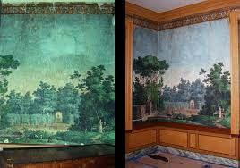 studio tkm associates panoramic wallpaper french 1822