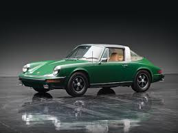 irish green porsche rm sotheby u0027s 1975 porsche 911s targa the don davis collection 2013