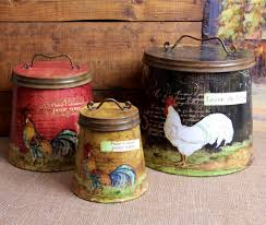 Where To Buy Kitchen Canisters 100 Country Kitchen Canister Set Beauteous 60 Country