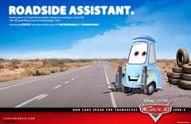 disney cars movie pixar animation studio guido route66