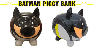 batman piggy bank kitty luggage fab starpoint