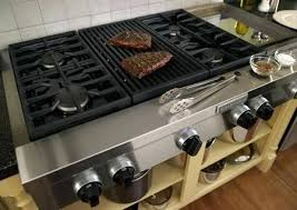 Design Ideas For Gas Cooktop With Downdraft Gas Range Tops Eatatjacknjills Pertaining To New Residence
