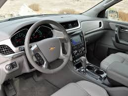 Chevy Traverse Interior Dimensions 2014 Chevrolet Traverse Overview Cargurus