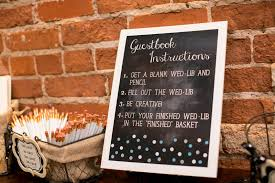 guest book ideas for wedding wedding guest book ideas wedding gallery