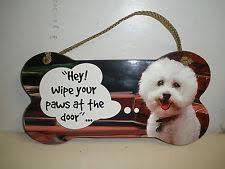 Buy Wipe Your Paws Door Wipe Your Paws Sign Ebay