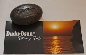 Dudu Osun Schwarze Seife aus Afrika 3 x 150 g