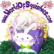 easter bunny gifts loaded easter gift basket squishies and more