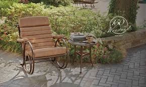 Vintage Woodard Wrought Iron Patio Furniture - woodard outdoor furniture wirmachenferien info