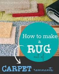 How To Make A Area Rug How To Make An Area Rug Out Of Remnant Carpet Free Carpet